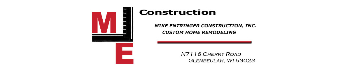 Mike Entringer Construction